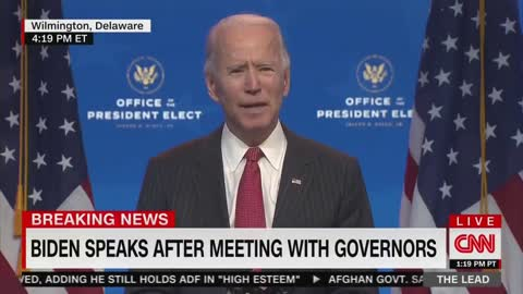 80 MILLION VOTED FOR THIS GUY?: Joe Biden stumbles all over his words, again.