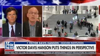 Victor Davis Hansen First 100 Days of Biden Presidency
