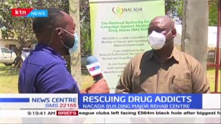 Rescuing drug addicts- NACADA builds major rehab center