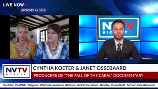 Introducing The Fall of Cabal Queens: Janet Ossenbaard and Cyntha Koeter