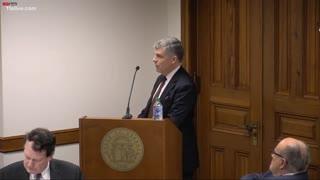 Scott Walter's Testimony During Georgia Senate Hearing on Election Fraud