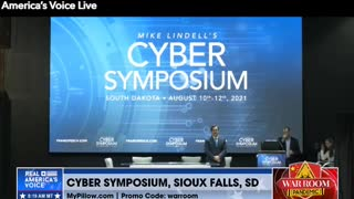 Mike Lindell Opens Thursday Cyber Symposium with SHOCKING Developments