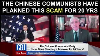 The Chinese Communists Have Planned This Scam for 20 Years...