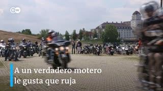 Alboroto por motos en Alemania