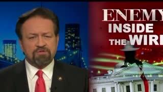 Gorka, On The Enemy Inside, Deep State + Stimulus Bill
