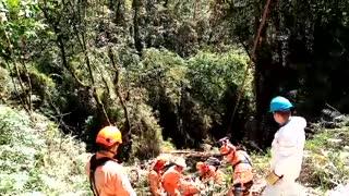 Un muerto y una emergencia ambiental por accidente ocurrido en Santander