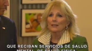 Border Czar Jill Biden takes Questions