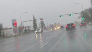 Edmonton Alberta iyo baraf