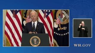 President Joe Biden On Immigration