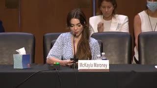 McKayla Maroney speaks on Larry Nassar