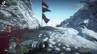 Using a DMR with Thermal Optics - Battlefield 4