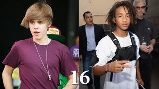 Justin Bieber/Jaden Smith Transformation 2018