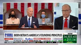 Declaration of Independence Meaning - Biden Principles Defy Founding Fathers