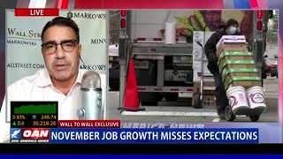 Wall to Wall: Chris Markowski on November Jobs Report
