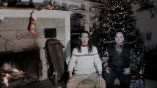 Barefoot Bushcraft Holiday Message 2013