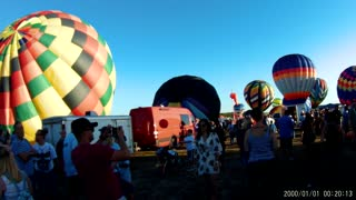 Balloon Festival Pt. 1 Lake George/Adirondacks