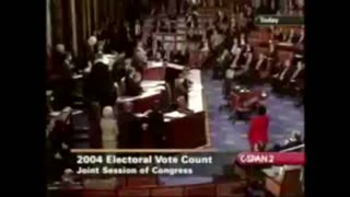Flashback: Democrats Object To Electoral College Votes In 2000 & 2004