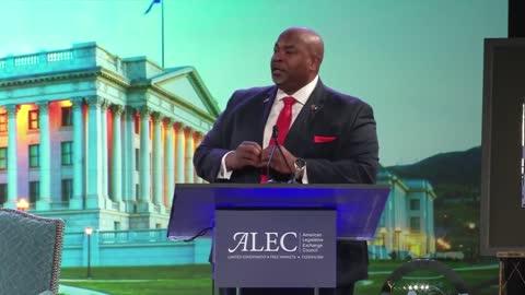 NC Lieutenant Governor Mark Robinson Speaks at ALEC
