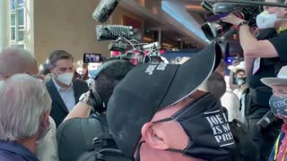"Acosta Met With ""CNN Sucks"" Chants At CPAC"