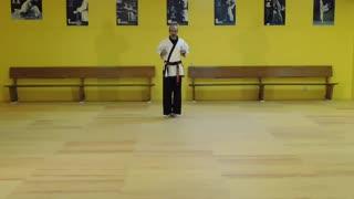 Little Samurang White Belt No Tip