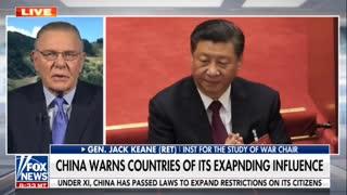 China Autocratic Capitalism & Afghanistan USA Withdrawal - General Jack Keane
