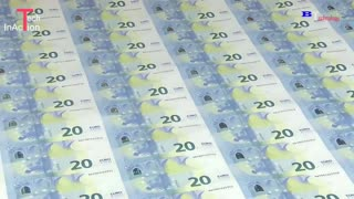 Printing money factory