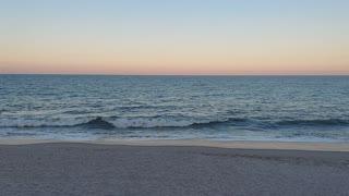 Atlantic Ocean Evening, Vero Beach