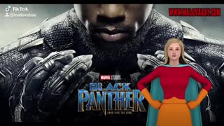 MARVAL RIP Black Panthers Chadwick Super Heroes