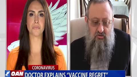 "Doctor explains ""vaccine regret"""