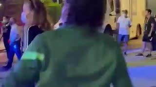 En video: Hinchas de Millonarios atacaron a Higuita en la Florida Cup 2