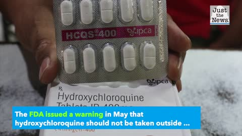 Is Hydroxychloroquine safe?