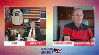 #BKP Interviews Garland Favorito, founder of voterGA.org