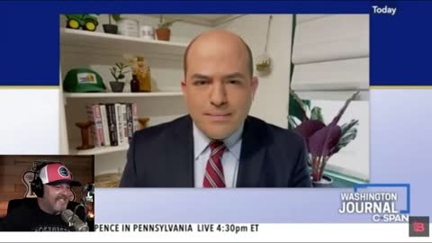 Brian Stelter The Humpty Dumpty