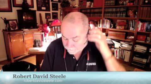 Robert David Steele RIP Tribute And His Talks with Me Jason Liosatos