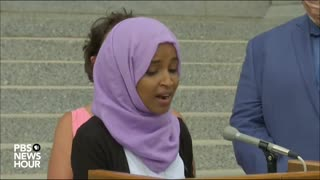 """Ilhan Omar Calls For The """"Dismantling"""" of the U.S. """"Economy And Political Systems"""""""