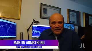 Renowned Economist Martin Armstrong