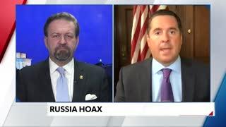 The Russia Hoax...Devin Nunes with Sebastian Gorka on The Gorka Reality Check