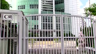 Hong Kong newspaper chiefs on trial for security charge