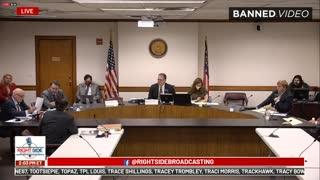 Georgia State Senate Holds Meeting on 2020 Election Fraud
