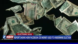 Amistad Project: Facebook dark money influenced 2020 election