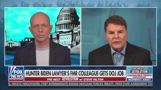 Hunter Biden Lawyer's Former Colleague Gets DOJ Job