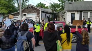 Bill Murray's son arrested at BLM protest on Martha's Vineyard