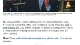 """Joe Biden in his Basement"" Fact Checked? Viva Frei Vlawg"