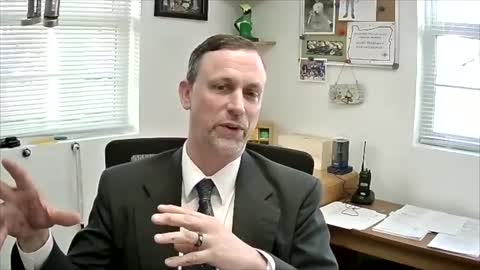 School Superintendent Marc Thielman's story of courageous leadership for his students during 2020