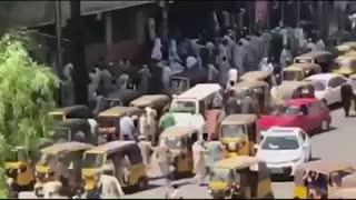 Taliban Opens Fire Afghanistan
