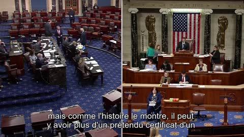 12ème amendement expliqué; Le pouvoir exclusif de Mike Pence d'annuler les élections? VOSTFR