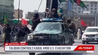 Taliban Controls Kabul