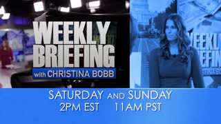 Weekly Briefing: Conservative free speech, IRS expansion & MORE!