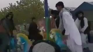 Taliban Celebrate Defeat of Afghan Army