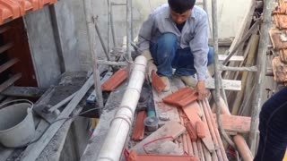 House Construction - Tiling Roof For Your Window